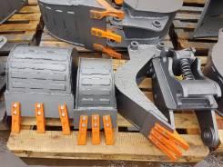 Универсальные ковши для мини-экскаваторов от производителя