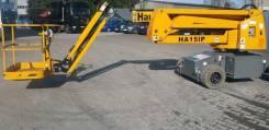 Haulotte HA15 IP. Б/У Самоходный электрический коленчатый подъемник , 15,00м. Под заказ