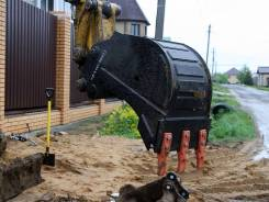 Новые универсальные ковши для мини-экскаваторов 2-4 тонны