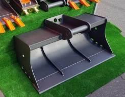 Ковш планировочный 1200 мм для мини-экскаваторов