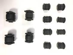 Комплект 12 шт задних сайлентблоков carib ae115 ae104 4wd