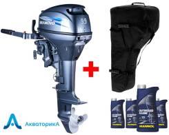 Лодочный мотор Seanovo T9.9 BMS + Винт в подарок
