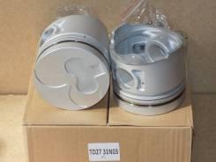Комплект поршней TD27- T стандарт Усиленные (Alfin-gallery) Izumi ! V
