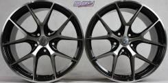 NEW! Комплект дисков HRE Style P101 R18 8.0/9.0j 5*112 (B0161 B0171)