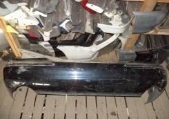 Бампер задний Ягуар Jaguar XJ X350 X358 XJ8