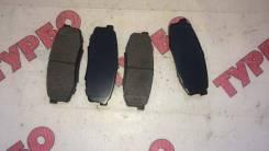 Колодки тормозные. Lexus LX450d, URJ201 Lexus LX460, URJ201 Lexus LX570, URJ201, URJ201W Toyota Land Cruiser, GRJ200, URJ200, URJ202, URJ202W, UZJ200...