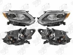 Фара. Nissan X-Trail, HNT32, HT32, NT32, T32 Двигатели: MR20DD, QR25DE, R9M. Под заказ