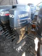 Лодочный мотор Yamaha F60 4такта в наличии
