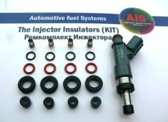 Ремкомплект на 4 инжектора (1/2TRFE) = Toyota 23209-79155, 23250-75100