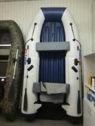 Моторная надувная лодка Altair ПВХ HD 360 НДНД