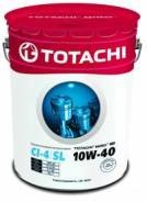 Масло моторное Totachi NIRO HD Semi-Synthetic API CI-4 / SL 10W-40 19л