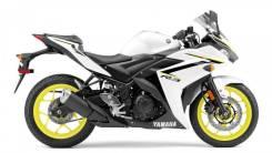 Yamaha YZF-R3. 321куб. см., исправен, птс, без пробега
