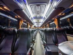 Туристический автобус HIGER KLQ6128LQ (Scania A80). В НАЛИЧИИ!! НОВЫЙ!, 2019