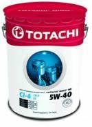 Масло моторное Totachi NIRO HD Synthetic API CI-4 / SL 5W-40 19.34л