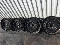 Штампованные диски на R15 с тойоты камриВ разборе из Японии