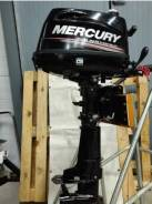 Мотор лодочный Mercury 4 л. с. 4х тактный б/у