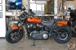 Harley-Davidson Dyna Fat Bob. 1 870куб. см., исправен, птс, без пробега