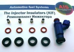 Ремкомплект на 4 инжектора (EJ204, EN07E)=Subaru 16600AA190,16600KA330