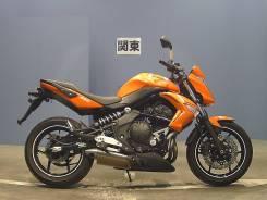 Kawasaki ER-6n, 2011