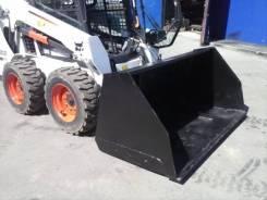 Новый ковш увеличенного объема 2300 мм для мини-погрузчика