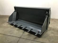 Новый ковш 4 в 1 от производителя для мини-погрузчиков