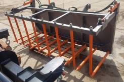 Новый захват для сена 1800 мм для мини-погрузчиков