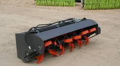 Навесной культиватор 1800 мм для мини-погрузчиков