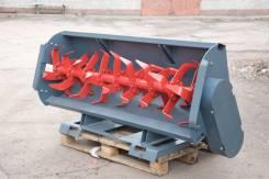 Фрезерный культиватор 1600 мм для мини-погрузчиков