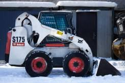 Aренда мини-погрузчика Bobcat S175