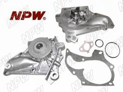 Водяной насос NPW Toyota T-87 16110-79025 3/4/5SFE GWT-77A T87