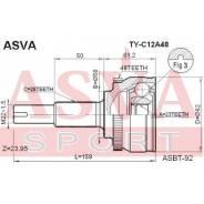 ШРУС наружний ASVA TYC12A48(23x58x26)
