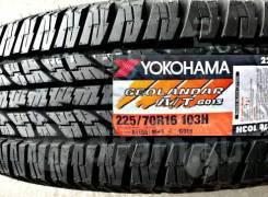 Yokohama Geolandar A/T G015. грязь at, 2019 год, новый