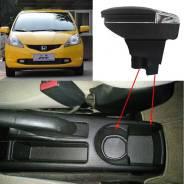 Бардачок между сиденьями. Honda Fit, GD, GD1, GD2, GD3, GD4