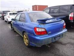 Спойлер багажника. Subaru Impreza WRX, GD, GD9, GDA, GDB, GDG