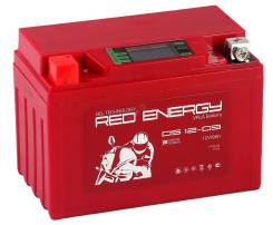 Аккумулятор Red Energy DS 1209 емк. 9 а/ч, п. т. 135А
