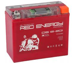 Аккумулятор Red Energy DS 12201 емк. 20 а/ч, п. т. 270А
