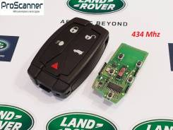 Ключ зажигания, смарт-ключ. Land Rover Freelander, L359 Land Rover Range Rover Land Rover Discovery Двигатели: 204PT, 224DT, B6324S