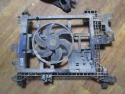 Диффузор радиатора Renault Duster