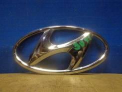 Эмблема Hyundai Solaris