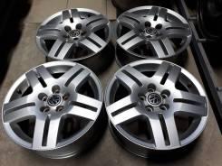 """Оригинальные литые диски Volkswagen на 15"""" (5*100) 6j et+38 цо57.1мм"""