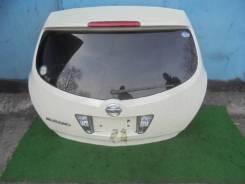 Дверь багажника. Nissan Murano, PNZ50, PZ50, TZ50, Z50 QR25DE, VQ35DE, QR25DER