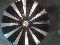 Литые диски R-14 + 3 зимние резины в подарок. 2000р(торг)