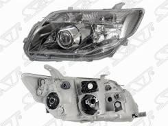 Фара. Toyota Corolla Fielder, NZE141G, NZE144G, ZRE142G, ZRE144G Двигатели: 1NZFE, 2ZRFE. Под заказ