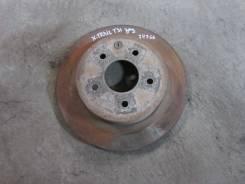 Диск тормозной задний Nissan X-Trail (T30) 2001-2006; X-Trail (T31)
