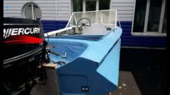 Моторная лодка Обь с двигателем Tohatsu