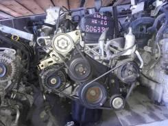 Двигатель в сборе. Daihatsu Pyzar, G303G, G313G HEEG