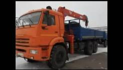 КамАЗ 390206, 2011