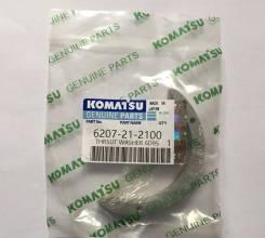Вкладыши упорные KOMATSU 6D95/S6D95/S6D95L T408H STD ORIGINAL