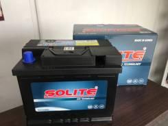 Аккумулятор Solite EFB60 N60 D53(Евро) 60а/ч 560а Start-STOP