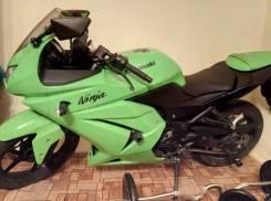 Kawasaki Ninja 250R, 2011